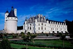 Chateau de Chenonceau  onequalitythefinest.com (a blog about French language and culture)  Photo: Patricia Gilbert