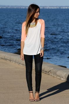 how to dress up a baseball tee - Google Search