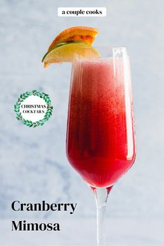 Best Christmas Cocktails, Winter Cocktails, Holiday Drinks, Summer Drinks, Christmas Recipes, Mimosa Brunch, Brunch Drinks, Fun Drinks, Beverages