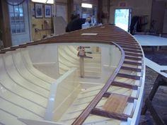 Jeanne Watch HIll 15 - Artisan Boatworks Classic Sailing, Classic Yachts, Sailing Dinghy, Sailing Boat, Wooden Boat Plans, Wooden Boats, Rc Boot, Boat Design, Kayaks