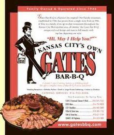 Gates BBQ Kansas City Barbecue Pinterest Gates Bbq Kansas - 6 kansas city bbq joints that rule the grill