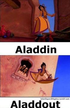 14 lol Funny Disney-Humor Memes and Jokes - 9gag Funny, Funny Puns, Really Funny Memes, Stupid Memes, Stupid Funny Memes, Funny Relatable Memes, Funny Quotes, Funny Humor, Disney Facts