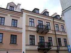 Zamość-hotel' Victoria'-vis a vis -Akademia Zamojska