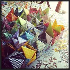 Origami Box Party Favors by TreasureHuntLove on Etsy, $20.00 #wedding #favors #party