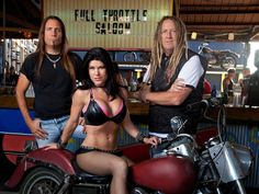 Full throttle saloon actually like the show