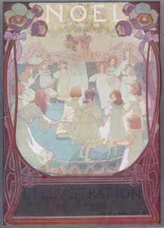 In : L'Illustration, 1903-1904. A retrouver dans l'album Cérémonies. Fêtes et cérémonies religieuses. Par sujets. N-P [Noël à Prise de voile]. éditeurs divers, 1500. Cote Maciet 147bis/3 #ceremonie #ceremonies #fetes #fetesreligieuses #fetereligieuse #noel #france #20esiecle #christmas #christmastime #christmasday #christmastradition #christmasmagic #collectionjulesmaciet #collectionmaciet #collectioniconographique #bibliothequeartsdecoratifs #bibliotheque #artsdecoratifs