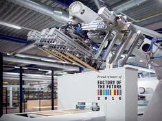 Factory of the future: Van Hoecke