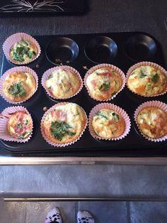 Lean In 15, Body Coach, Breakfast Muffins, Feta, Ham, Cheese, Twitter, Hams, Breakfast Cupcakes