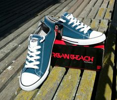 URBAN BEACH Pumps.  High quality at Only £10. On sale at Quex Park VW Show 1 & 2 July or email us info@surfnsnow.co.uk