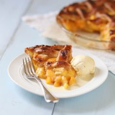 Peach Pie « Go Bold with Butter