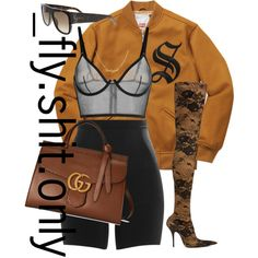 A fashion look from February 2018 featuring SPANX shorts, La Perla bras und Balenciaga boots. Browse and shop related looks. Sexy Outfits, Kpop Outfits, Casual Outfits, Cute Outfits, Fashion Outfits, Womens Fashion, Fashion Trends, Fashion Styles, Mode Lookbook