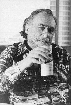 """""""L'unico atto poetico necessario è la scrittura della poesia, e tutto quello che viene dopo è propaganda"""" (Charles Bukowski)"""