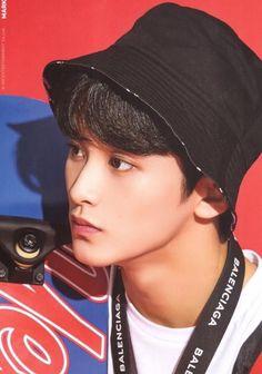 """NCT Season's Greetings 2019 — Mark"""" © im_missingno Mark Lee, Yang Yang, Winwin, Taeyong, Nct Dream, Wattpad, K Pop, Nct 127 Mark, Reading Lists"