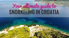 Snorkeling In Croatia: A Complete Guide | Explore Croatia With Frank