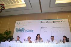 Conferencia de Prensa con el Comité Organizador del Riviera Maya Film Festival