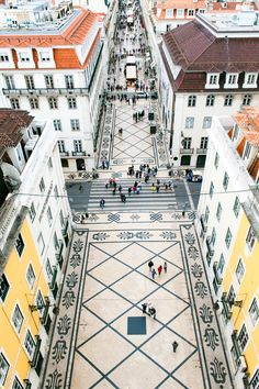 Get lost in Lisbon's geometric streets. Call 1-800-659-3360 to book your Viking River Cruise today!