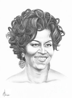 Michelle LaVaughn Robinson Obama is the wife of the forty-fourth President of the United States, Barack Obama, and the first African-American First Lady of the United States.