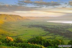 Ngorogoro Crater, Tanzania - possibly one of the most breath taking places I've ever been!