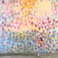 Best Instagram spots in Atlanta Georgia, Street art in Atlanta Georgia, things to do in Atlanta Georgia, best walls in Atlanta Georgia, Flying Biscuit, The Varsity, travel blogpost Atlanta Georgia, Hense, Greg Mike, Ricky Watts, HOXXOH