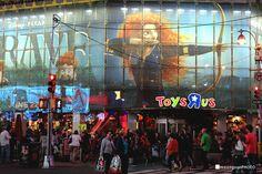 뉴욕 맨하튼 타임즈 스퀘어의 야경속으로 : 인터파크투어 프리야 여행정보
