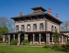 Cape May, NJ.  The Southern Mansion.  Watched two great friends get married here.