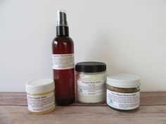 New Mama Gift Bundle by WoodRiverNaturals on Etsy