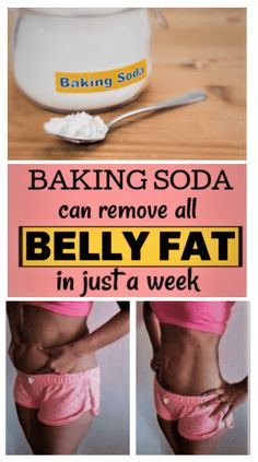 Baking Soda Can Remove All Belly Fat In 1 Week Backpulver kann alle Bauchfett in 1 Woche entfernen – Go Fit Stay Fit Weight Loss Drinks, Best Weight Loss, Quick Weight Loss Tips, Detox Cleanse For Weight Loss, 1 Week Cleanse, Kidney Detox Cleanse, Yoga Training, Strength Training, Fat Burning Drinks
