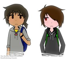 Plz Read this fanfic! It is sooo cute and sad at the same time!!! :'3 Go to: The-Doodle-Ninja on deviantart