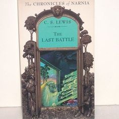 The Last Battle by C.S. Lewis. Date completed: December 30, 2015.