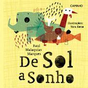 Cata Livros De Sol a Sonho Raul Malaquias Marques