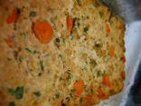 Baked Tofu Kale Loaf (vegan) Recipe