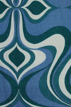 #vintagefabric #retrofabric #spaceagefabric #70sfabric #vintagestof #retrostof…