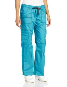 Dickies Scrubs Women's Gen Flex Junior Fit Contrast Stitch Cargo Pant, Icy Turquoise, Small Dickies http://www.amazon.com/dp/B006H9Y5M2/ref=cm_sw_r_pi_dp_FU3Ntb08P9QEZ81V