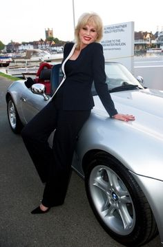 Joanna Lumley, Formal, Style, Fashion, Preppy, Swag, Moda, Stylus, Fasion
