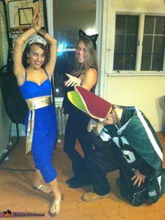 Princess Jasmine - 2013 Halloween Costume Contest