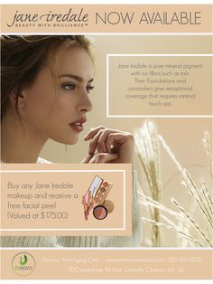 Jane Iredale Promo Anti Aging Clinic, Medical Spa, Laser Hair Removal, Concealer, Body Care, Facial, How To Remove, Pure Products