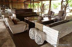 Kings Pool - Linyanti Safari - Picasa Web Albums Plunge Pool, Bedroom With Ensuite, Folding Doors, Outdoor Furniture Sets, Outdoor Decor, Albums, Safari, Lounge, Luxury