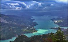 Kremasta (lake) - Kremasta, Evritania, Greece
