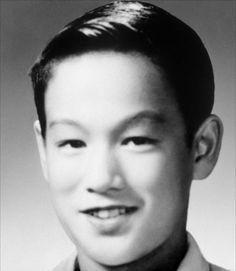Bruce Lee ainda criança