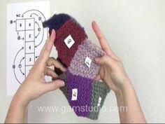 New Crochet Slippers Adult Free Pattern Tutorials Drops Design 58 Ideas Crochet Blanket Patterns, Crochet Stitches, Knit Crochet, Knitting Patterns, Knitting Charts, Knitted Slippers, Crochet Slippers, Knitting Videos, Crochet Videos