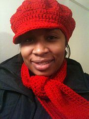 Ravelry: Newsboy hat pattern by Marcelle's Creative Crochet