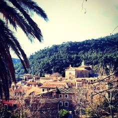 One of the most beautiful places I've visited.. Valldemossa #Majorca #Mallorca #Mallorcagram