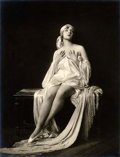 "thetranscendentalmodernist: "" Tamara Geva - Alfred Cheney Johnston Historical Ziegfeld """