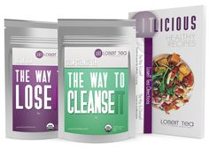 Weight Loss Tea - Doctor Formulated _€  Cleanse Detox Tea to Help Lose Weight. 14 Day Teatox for a Flat Tummy. 100% Organic Free Diet Book by LoseIT Tea. -- You can get more details here : Detox and Cleanse