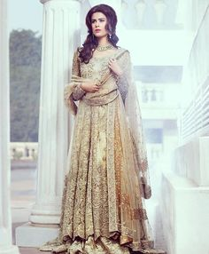 Suffuse bridal by Sana Yasir
