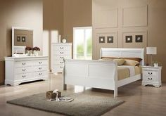 Nightstands 38199: Coaster Night Stand White- 204692 Nightstand New -> BUY IT NOW ONLY: $107.33 on eBay!