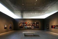 Arquitetos Associados — Miguel Rio Branco Gallery - Inhotim
