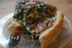 Zaatar, ένα φανταστικό επίπεδο ψωμί από την Παλαιστίνη ⋆ Cook Eat Up! Savory Tart, Cheesesteak, Quiche, Pork, Meat, Cooking, Ethnic Recipes, Pie, Easy Meals