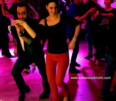 The Studio and the mystery of men who hate dancing.. - Salsa i Stockholm