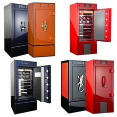 Masterpieces for people that are only satisfied by the best.  #stockingersafes #safes #luxury #property #safety